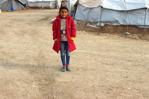 Barn Syrien