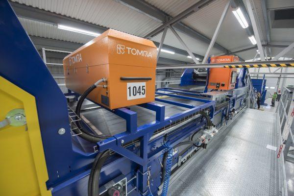 Textilåtervinningsmaskin ; pilotprojekt i Avesta
